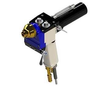 Master Jet® Flame Spray Gun, Flame Spray Equipment | Saint-Gobain Coating Solutions