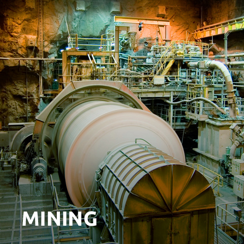 Mining Materials Expertise from Saint-Gobain Coating Solutions