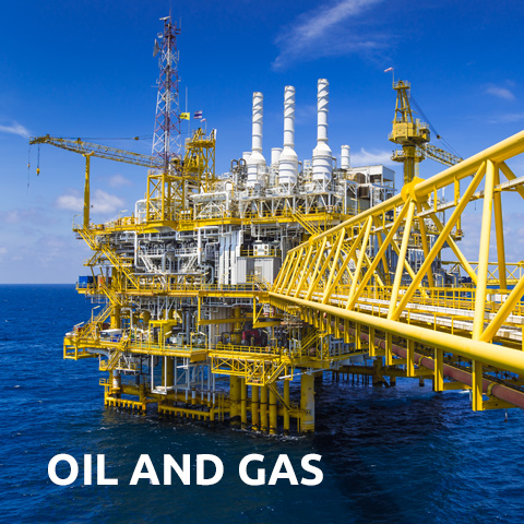 Oil & Gas Materials Expertise from Saint-Gobain Coating Solutions