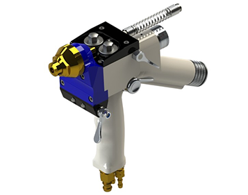 Top Jet Flame Spray Gun, Flame Spray Equipment | Saint-Gobain Coating Solutions